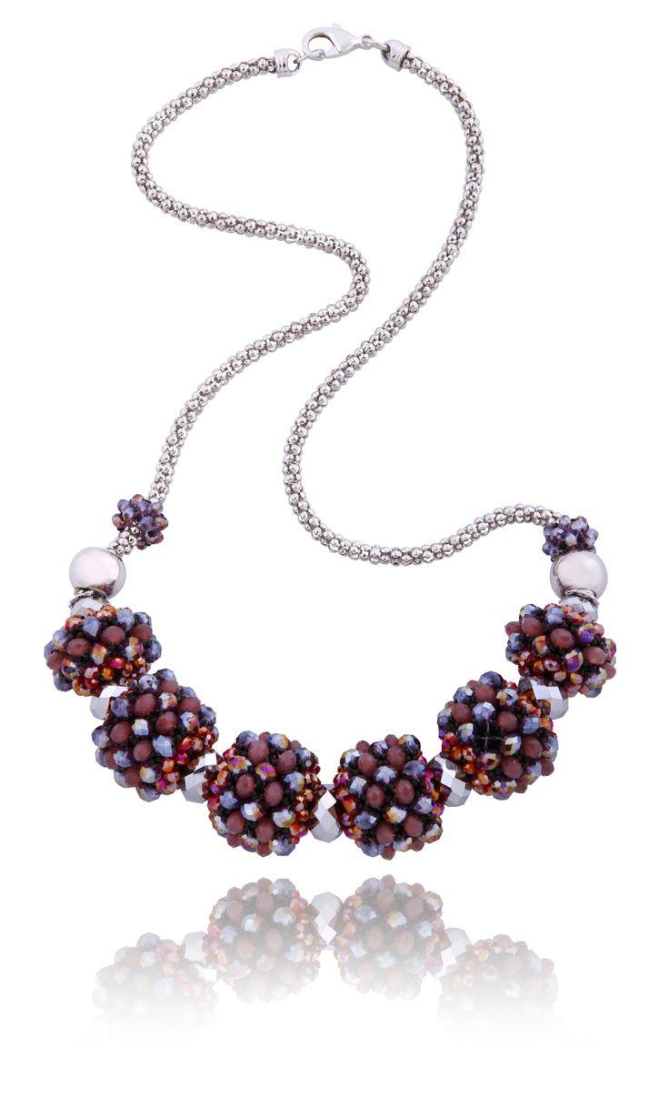 Naszyjnik NMS0108 #ByDziubeka #naszynik #necklace #jewelry #gift #prezent