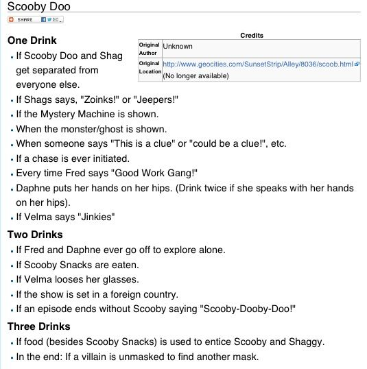 sons of anarchy drinking game season 2