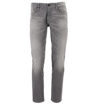 Jeans Calvin Klein Jeans slim fit Calvin Klein Jeans Gris prix promo Galeries Lafayette 135.00 € TTC