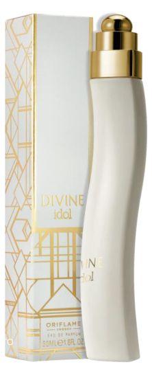 A nossa coleção de Fragrâncias acaba de ficar mais rica com a introdução de uma nova fragrância feminina, a Eau de Parfum Divine Idol, uma fragrância floral-amadeirada, com íris dourada no seu coração.