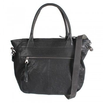 Noosa Tasche Divali Shopper Antrazit-black