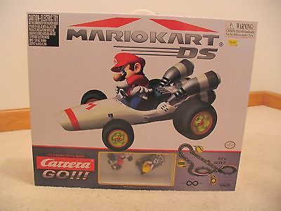1970-Now 152936: Carrera Go Nintendo Mario Kart Ds Slot Racing System # 62038 1:43 Scale Nib -> BUY IT NOW ONLY: $125 on eBay!
