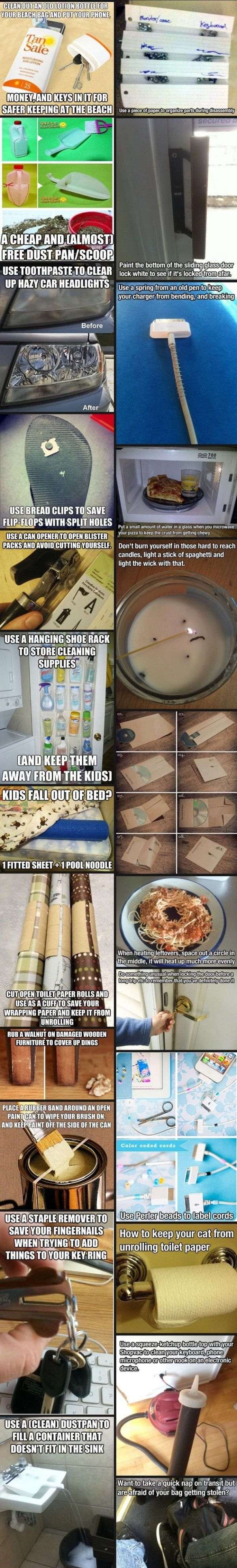DIY Life Hacks Part 6 Pictures, Photos, and Images for Facebook, Tumblr, Pinterest, and Twitter