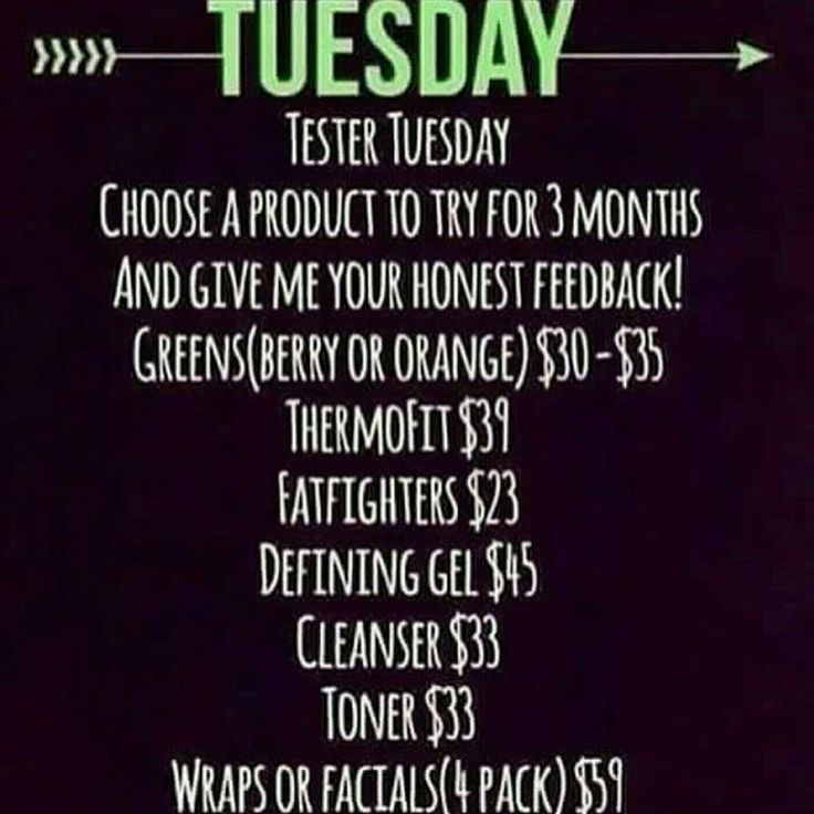 It's Tester Tuesday  which means I am lking for  FIVE  people to try my products for 3 months. All I want is your honest review Well, I also want you to live a healthier life! Who's first!!   Www.wrapgirlmisty.myitworks.com