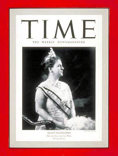 Queen Wilhelmina | Nov. 27, 1939