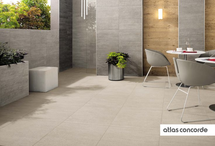 #MARK gypsum and chrome   #Outdoor   #Floor design   #AtlasConcorde   #Tiles   #Ceramic   #PorcelainTiles