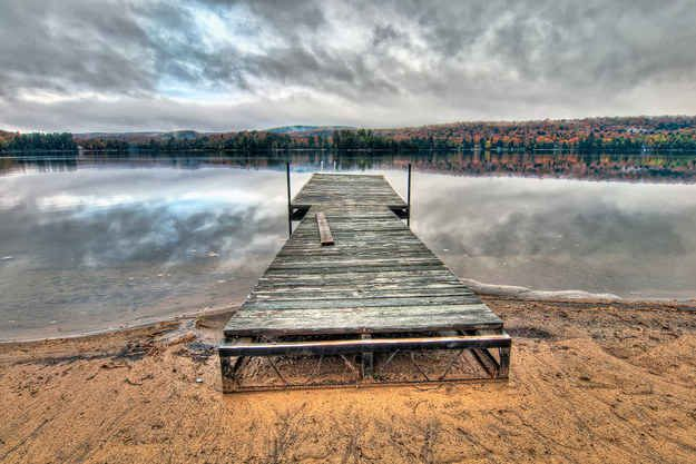 The Muskoka Lakes in Ontario | 15 Surreal Places That Prove Canada Is A Breathtaking Country
