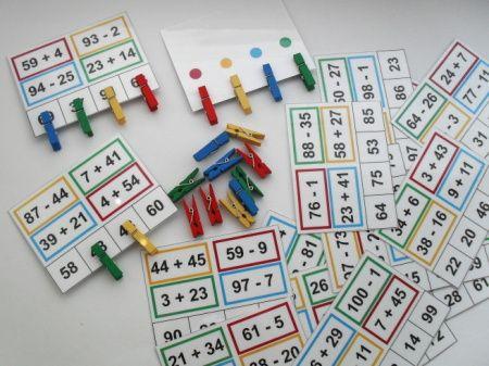 OBRÁZKOVÁ ŠKOLA | Matematika - Počítání | Sčítání a odčítání 3 | Didaktické pomůcky a hračky - AMOSEK