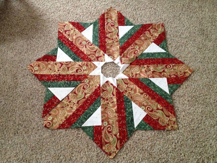 79afd9bc294f0e2adae0a2c1f7f70c89 Image Result For Christmas Tree Skirt Pattern Ideas