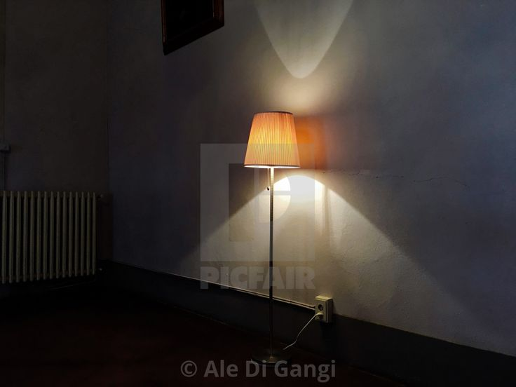 """The light and the empty room"" by Ale Di Gangi - £10"