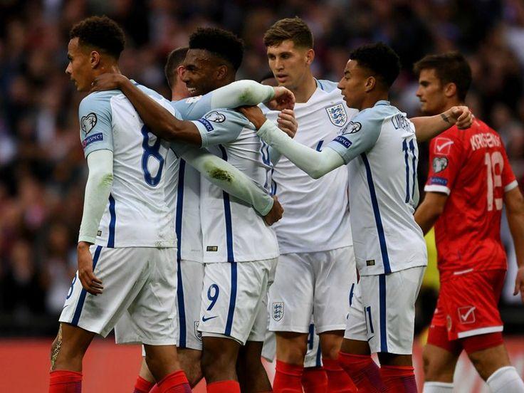 CM 2018 : Résumé Angleterre - Malte vidéo but 2-0
