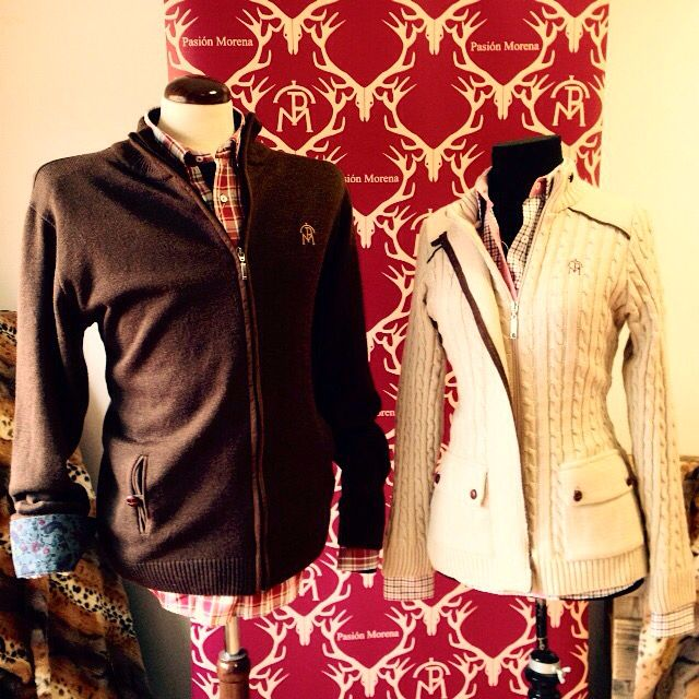 Estas navidades Pasión Morena #chaqueta y #camisa chico y chica en www.pasionmorena.com   #moda #estilo #campo #caza #hípica #fashion #style #hunt #hunting #pasionporlamoda