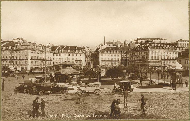 Praça Duque da Terceira (Cais do Sodre)