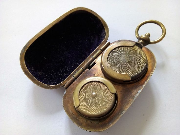 Porte Louis d'or ancien pour pièces 10 et 20 Francs Or  - 21039