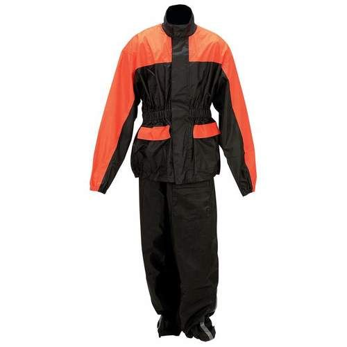 MOTORCYCLE RAIN SUIT SMALL/MED