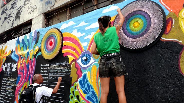 rio de jenero street art | Rio de Janeiro, Brazil – Kassandra Voigt