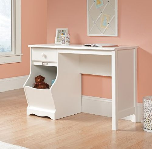 Childs Desk with Built in Toy Storage Box Activity Room Furniture