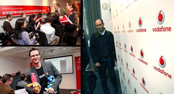 Fotografo de Eventos Vodafone en Madrid