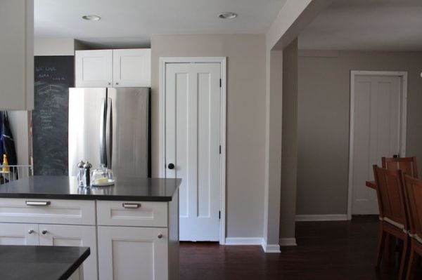 Behr Wheat Bread...THE best neutral.  Just enough beige and gray. by valerie