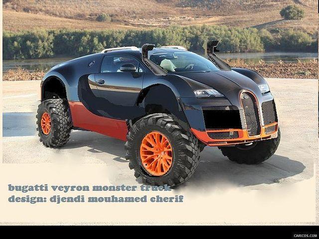 Monster Bugatti My New Dream Car!