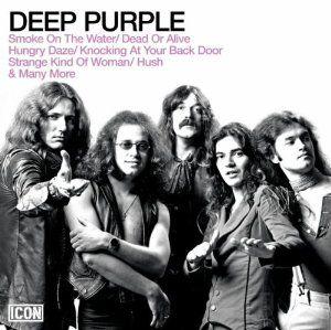 ICON: Deep Purple £2.90  #christmas #gift #ideas #present #stocking #santa #music #records