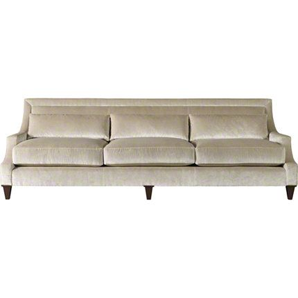 Baker Furniture : Max Sofa - 6130S : Thomas Pheasant : Browse Products