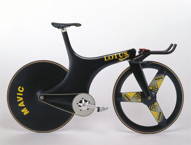Attirant The Game Changing Bike! Lotus Type 108 Bike   At The 1992 Olympics In  Barcelona Chris Boardman Won The Gold Medal In The Individual Pursuit.