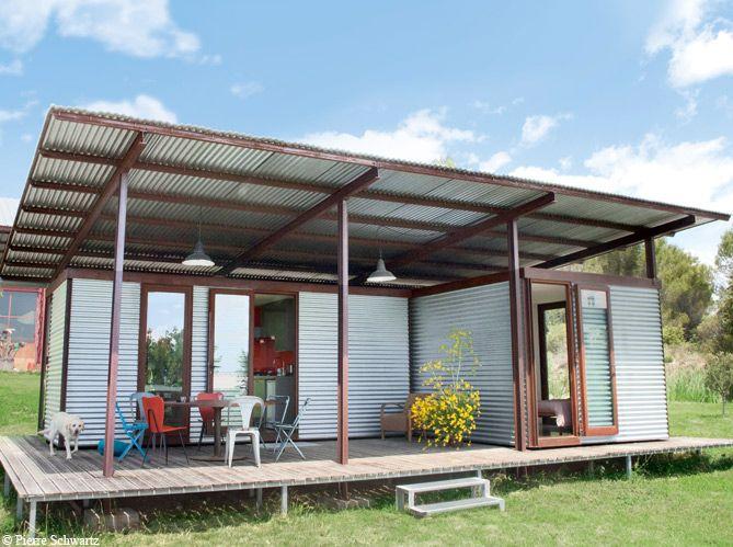 6 cabanes d 39 architecte pour s 39 isoler chalet pinterest for Chalet d architecte