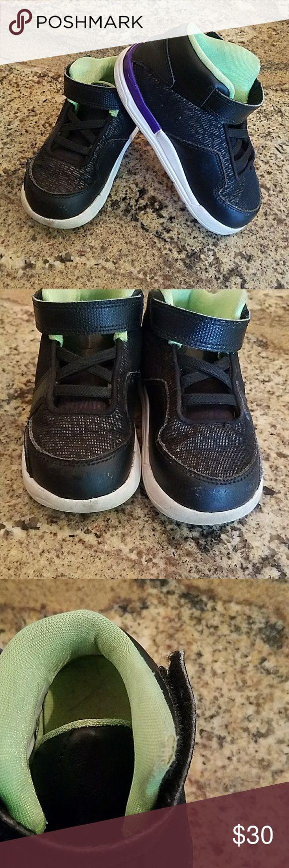 Jordan flight club  toddler sneaker Jordan flight club toddler sneaker size 8c Jordan Shoes Sneakers