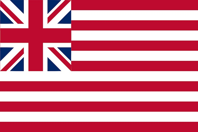 New Grand Union Flag    A New verstion of the Grand Union Flag..