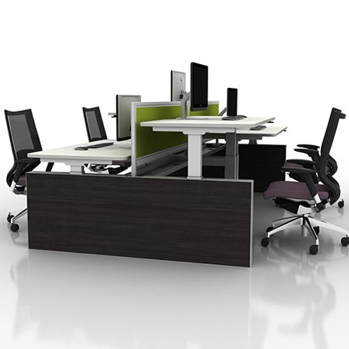 Height Adjule Desk Solutions Www Rapinteriors