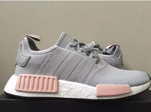 Details About Adidas Originals Nmd R1 Women Boost Pink Lifestyle