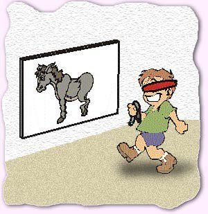 mula sem cabeça- rabo na mula