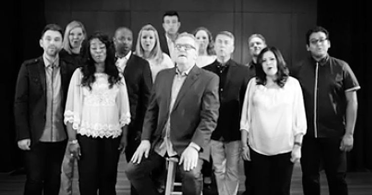 The a cappella group Voctave may have only been founded in 2015, but they already have a huge viral video under their belt. Their performance of 'Mary Did You Know', with the original songwriter, Mark Lowry is so moving. No wonder so many people are touched by this beautiful version of this Christmas classic.