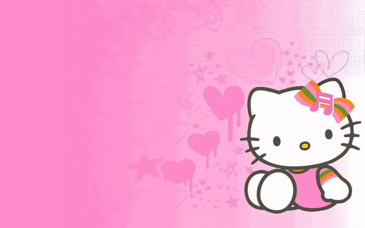 Pictures for Desktop: cute kitty wallpaper, 205 kB - Auden Leapman