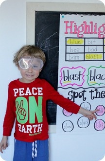 Teaching Beginning Consonant Blends - practice identifying, reading, and writing blends