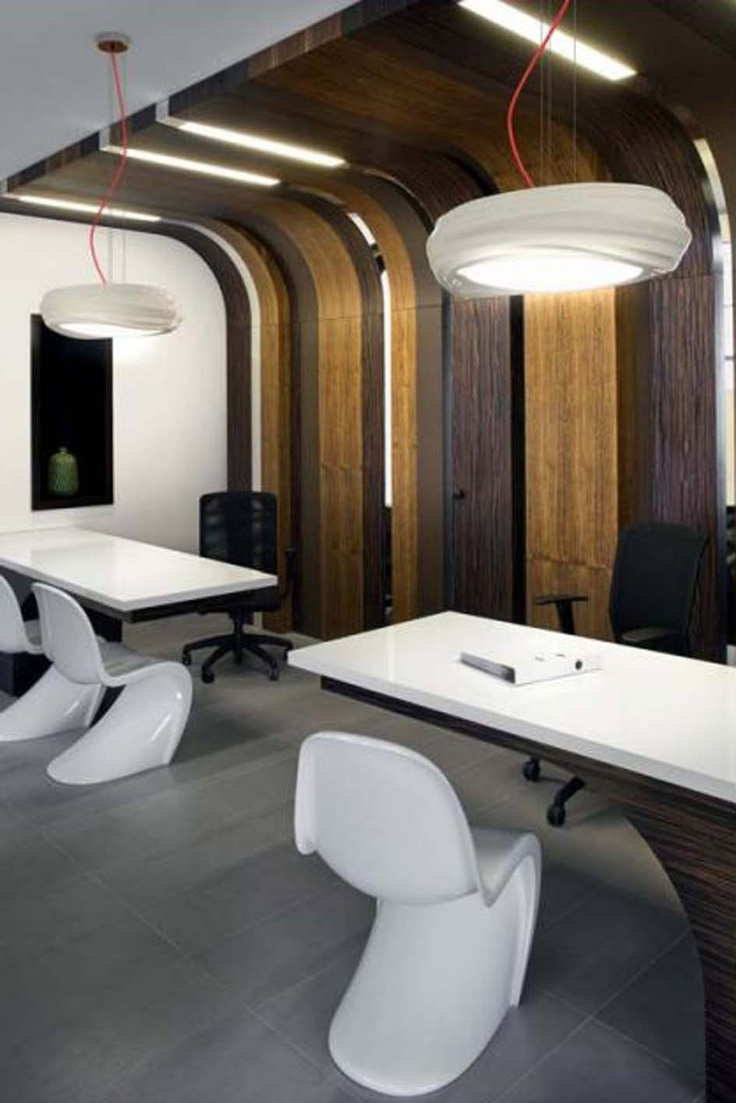 23 best images about oficinas on pinterest behance long for Oficinas modernas