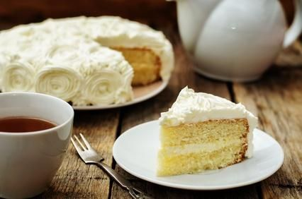 My best French Vanilla Cake Recipe produces a moist and superb cake. The secret to