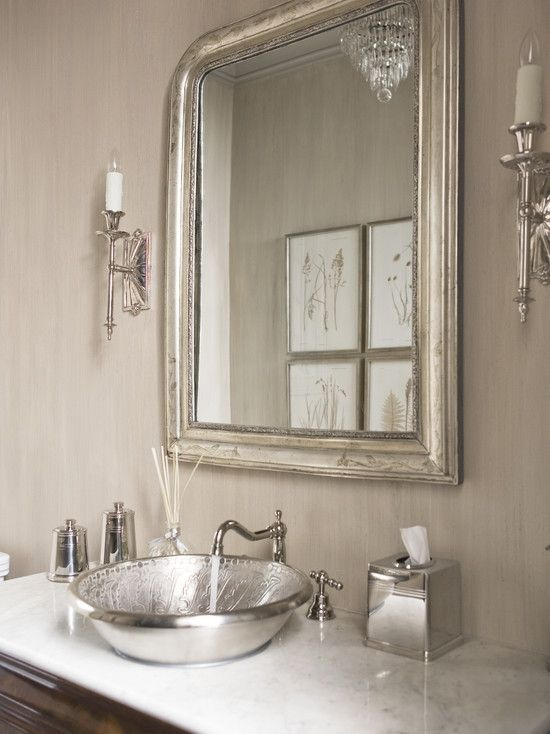 Home Decor Eclectic Bath