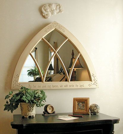 1000 images about christian home decor mirror on for Christian home decor