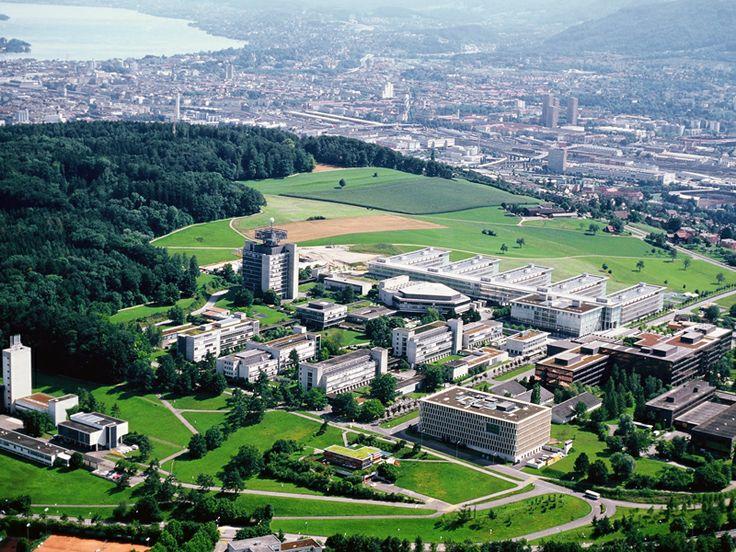 ETH Zürich, Hönggerberg