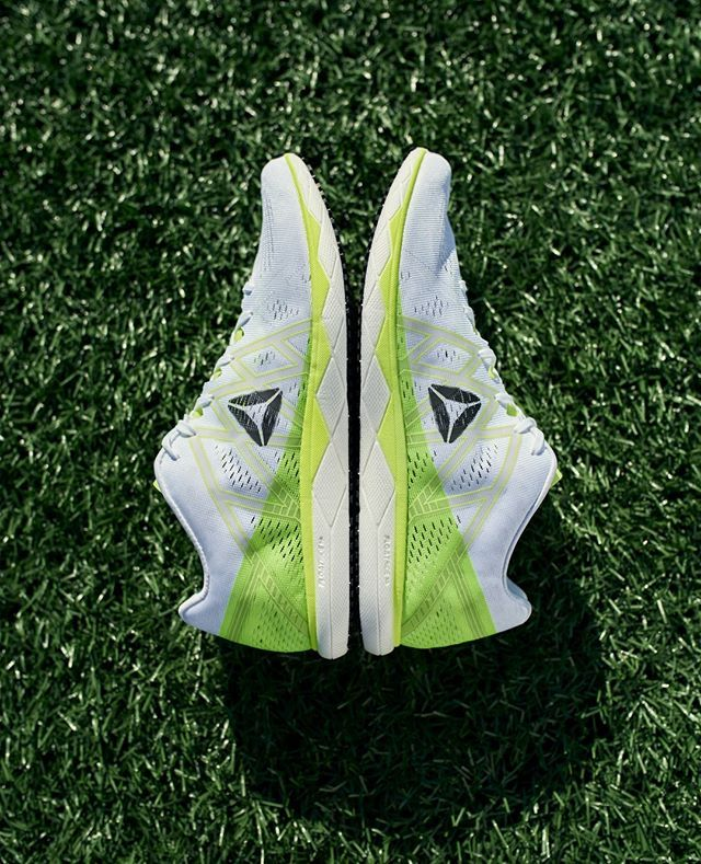 2cbfc951619b Product photography of the new line of  reebok Floatride Racer shoes ...