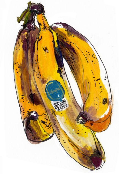 Another recipe for ripe bananas-banana donuts