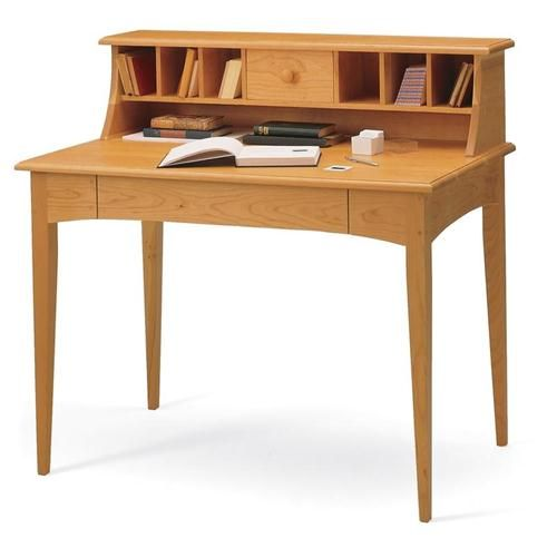 Traditional Desk Amp Secretary From Pompanoosuc Mills Model