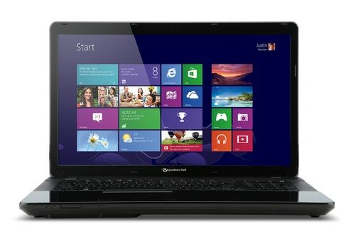 PC portable Darty, achat PC portable Packard Bell EASYNOTE ENLE69KB-12504G50Mnsk prix promo Darty 346.00 € TTC - #Darty - #Pc_Portable - #Pc_Portable_Darty