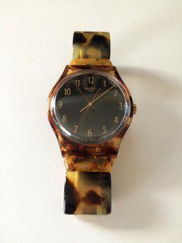 Pin by Rachel Saldana on wearables | Tortoise shell watch ...
