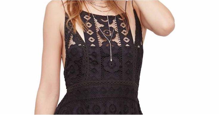 Black Summer Dresses on Sale   POPSUGAR Fashion