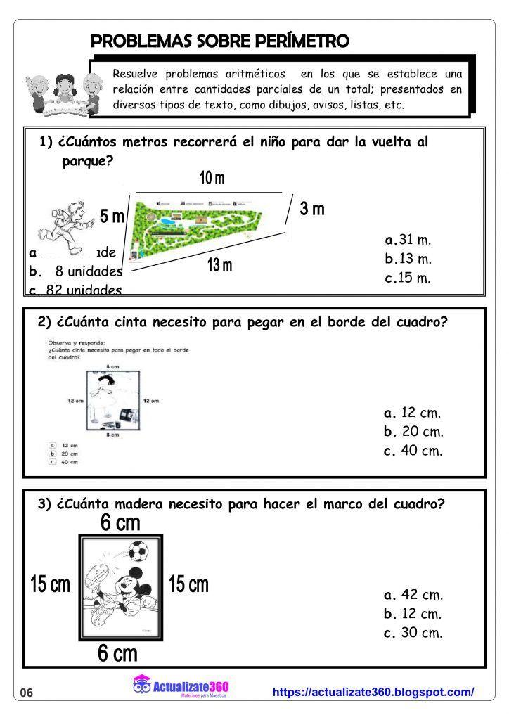 Ejercicios Matemáticos Para 2 Grado Primaria Problemas Matematicos Secundaria Ejercicios Matematicos Secundaria Ejercicios Matematicas Primaria