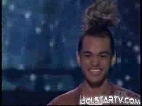 Sanjaya Malakar sings No Doubt's Bath Water.  I really love this.