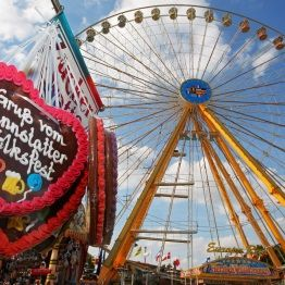 The Canstatter Volksfest